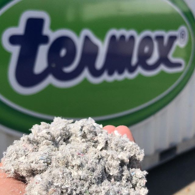 Termex Danmark - Erfaren producent af papirisolering i Europa